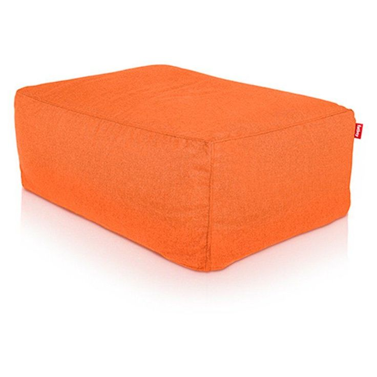 Fatboy Jonge Bean Bag Ottoman Orange