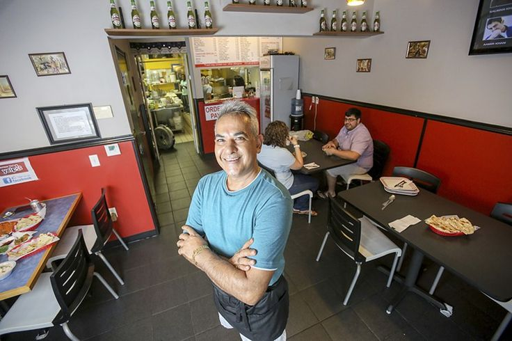 At Arun's Indian Kichen in Coral Springs, It's Service Above All - Chef/owner Arun Sareen