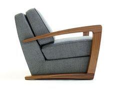 Kustom Armchair - Contemporary Handmade Armchair