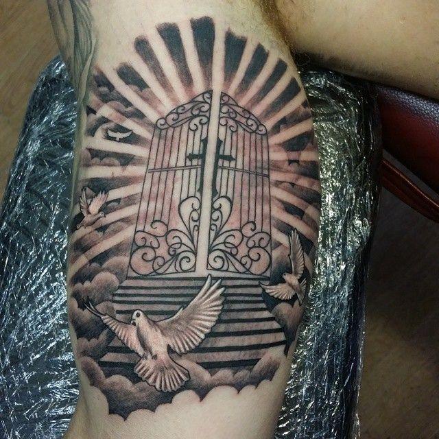heavenly gates tattoos - Google Search