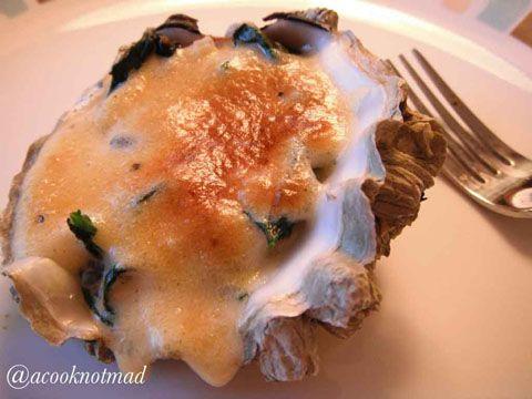 Oyster Dish, British Columbia