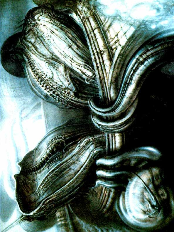 An analysis of the life of hans rudi giger