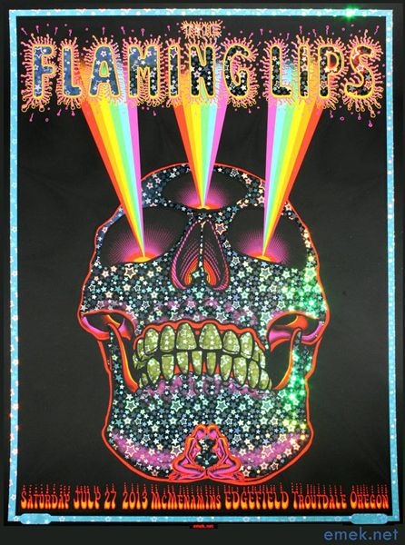 The Flaming Lips by Jambone Creative