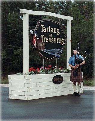 Tartans and Treasures, Cape Breton