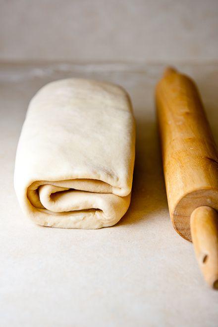 Croissant Recipe.