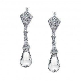 Sterling Silver Chandelier Earrings - Find Your Perfect Dangling Earrings