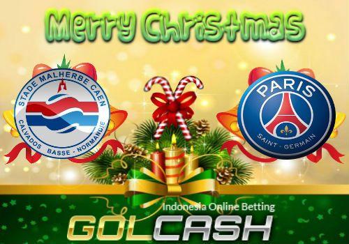 Prediksi Skor Caen vs PSG 19 Desember 2015 | Prediksi Bola