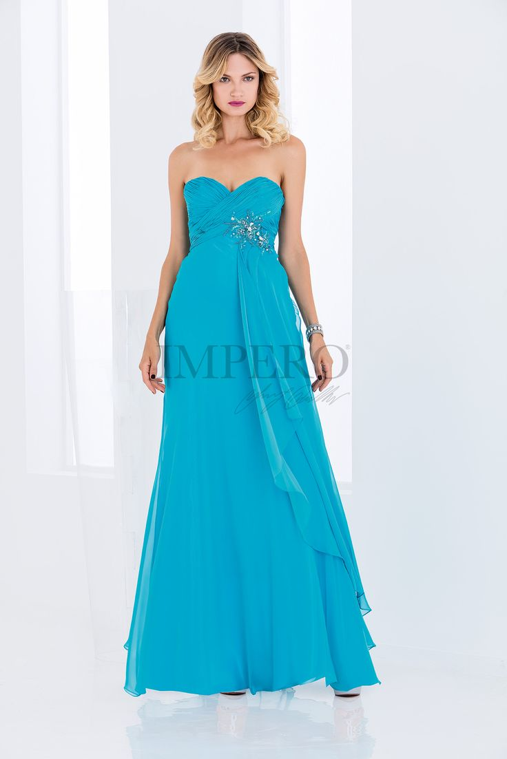 IMPERO 3 #abiti #dress #wedding #matrimonio #cerimonia #party #event #damigelle #turchese #turquoise