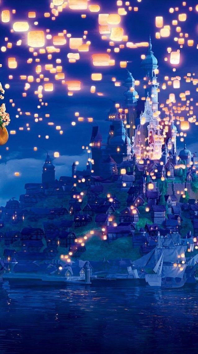 Tangled Wallpaper Disney Fanart Disneyfanart Disney