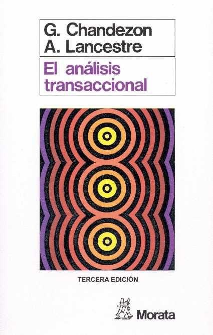El análisis transaccional   Ediciones Morata