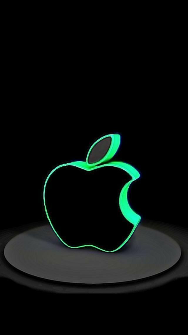 Imagem Linda Apple Logo Wallpaper Iphone Iphone Wallpaper Logo Iphone Homescreen Wallpaper