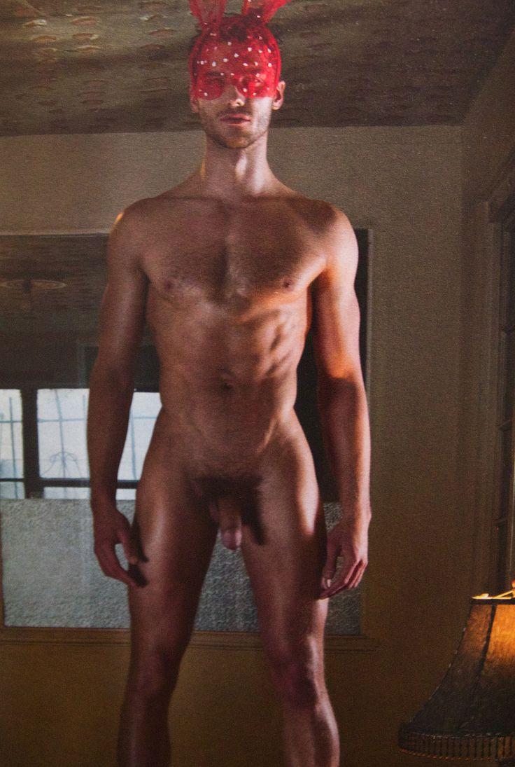 Boreanaz frontal nude David