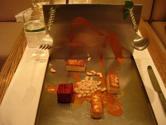 """Tofu Entre' at Moto Restaurant, Chicago, IL. Moto is a """"molecular gastronomy"""" restaurant, and the food is very creative!"""
