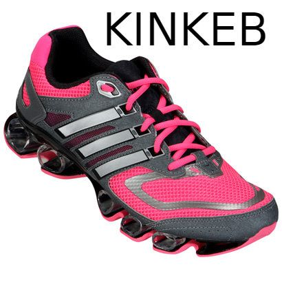 novo adidas springblade rosa