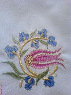 BÜTÜN HOBİLER TERAPİDİR BU SEANSI KAÇIRMAYIN: türk işi lale motifi: