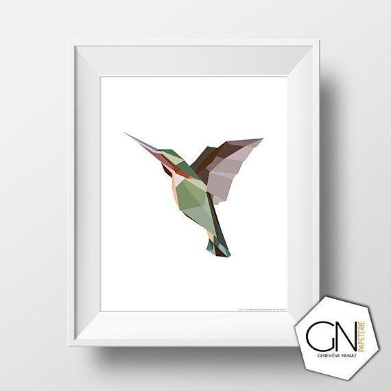 Hummingbird 8x10 poster, printable poster, printable wall art, digital poster
