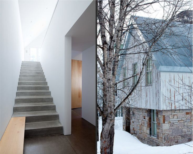 Walsh House, Telluride, by John Pawson