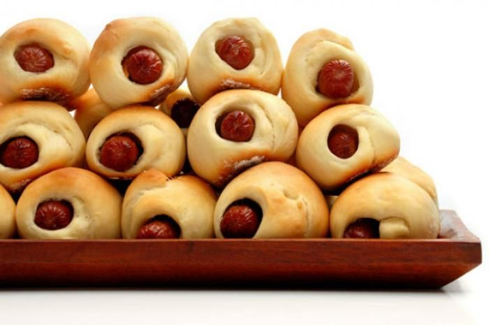 The 10 Best Pigs in a Blanket Recipes (Slideshow) | The Daily Meal