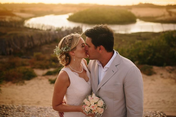 Um lindo destination wedding no Hotel Vila Selvagem em Fortim-CE. A beautiful destination wedding at Fortim, Brazil.
