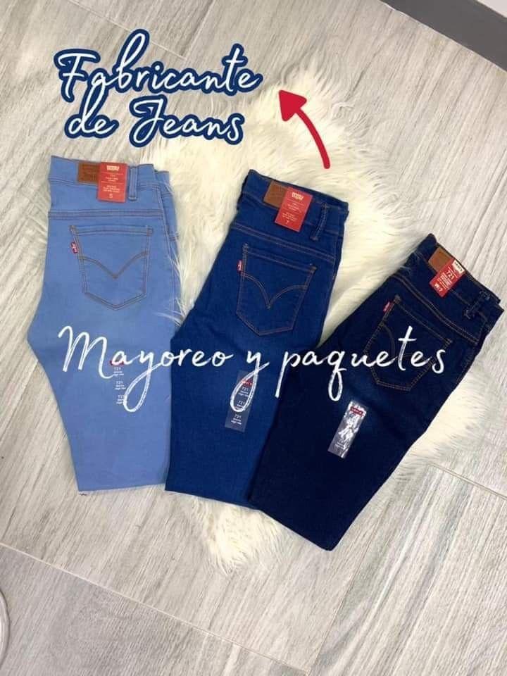 Fabrica De Jeans Jeans Fotografia Profesional Mayoreo