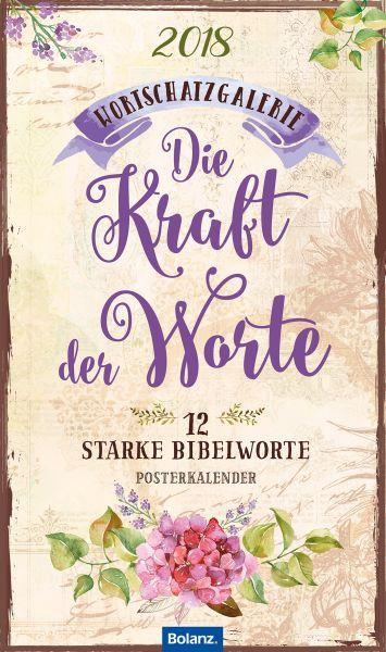 Die Kraft der Worte 2018   Bolanz Verlag e.K.