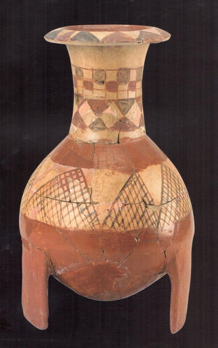 Hittite vase from Kültepe in Turkey. (Tahsin Özgüç) (Erdinç Bakla archive)