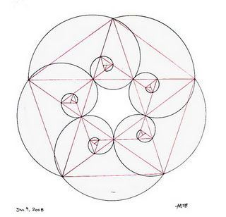 espiral de fibonacci geometria sagrada - Buscar con Google