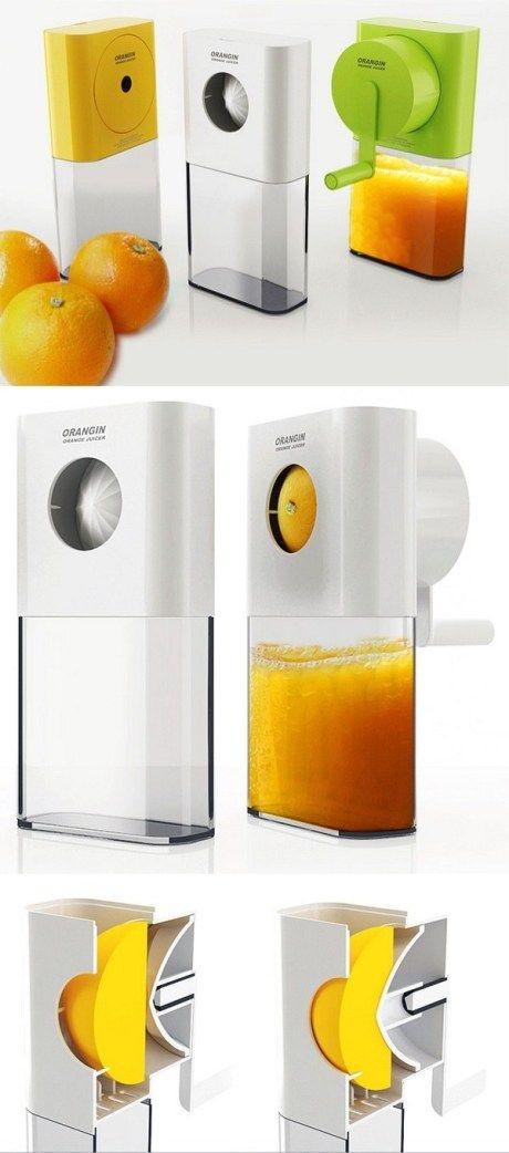 Orangin juicer