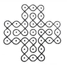 kolam patterns with dots - Google zoeken