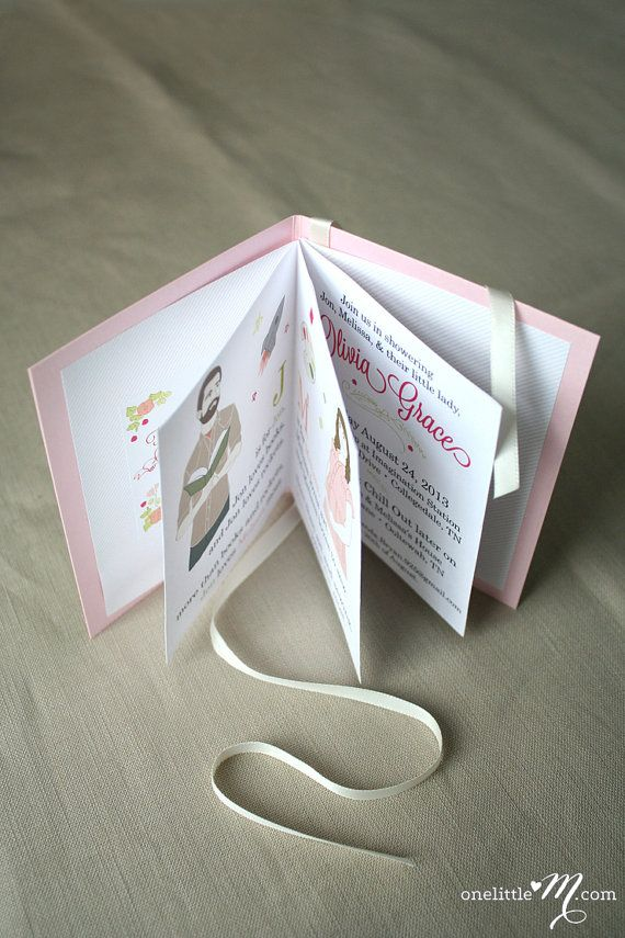 inspirational baby shower invitation wording%0A Storybook  Baby Shower Invitation Suite SAMPLE