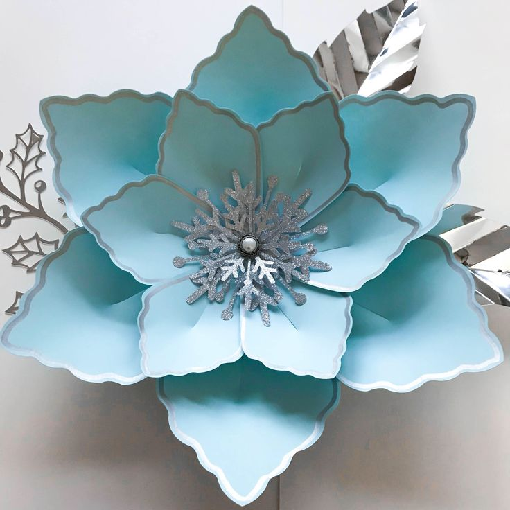 paper flowers svg dxf png petal  12 paper flower templates