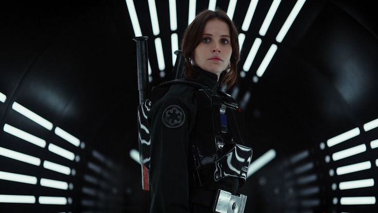 The video uses Horatian satire. My experience with Rogue One was great? But the man in the video doesn't review Rogue One, he expresses his disappointment in a Star Wars jigsaw puzzle that was released last year. The value of the Star Wars franchise itself and it's impact on our culture is inherent in the video. The satire is successful in doing the exact opposite of it's misleading title: reviewing Rogue One. My reaction is that I'd like to watch Rogue One again.