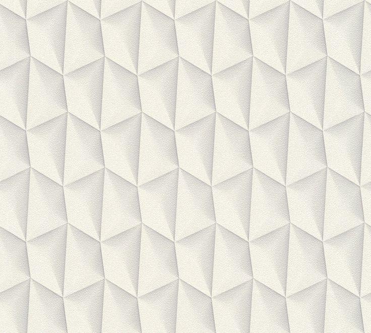 A.S. Tapete Mac Stopa 32708-1 Vlies Grafik Modern Muster 3D Design grau weiß    eBay