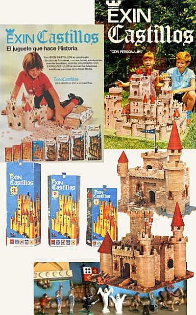 Lo de siempre los Exin Castillos