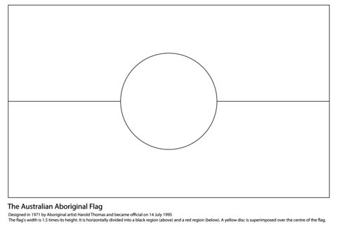 The 25 best Aboriginal flag ideas on Pinterest Naidoc