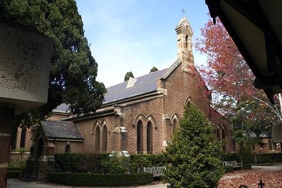 Anglican Church of St Simon and St Jude Bowral, NSW