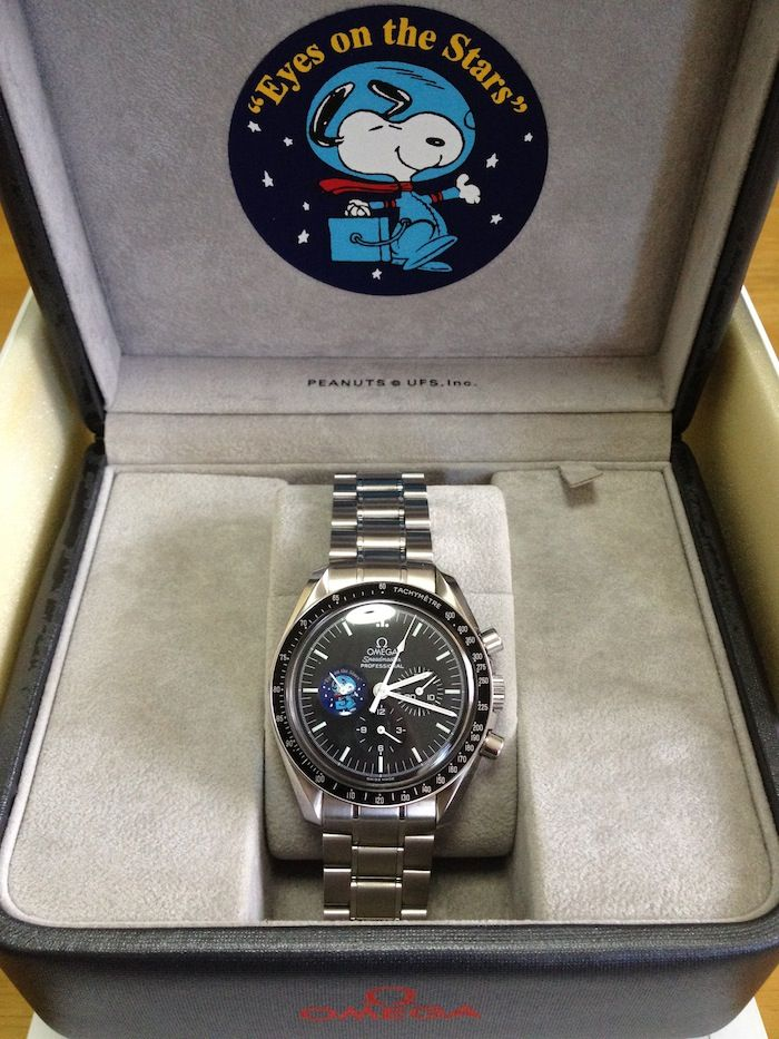 Best 25 omega speedmaster ideas on pinterest omega watch omega speedmaster moonwatch and for Snoopy watches