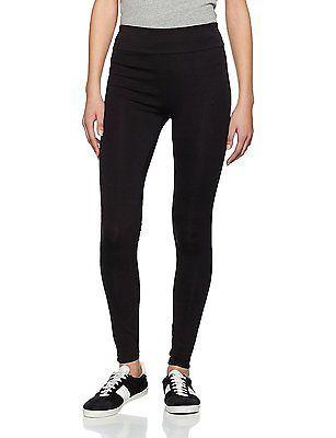 12, Black, New Look Women's Ce Leggings