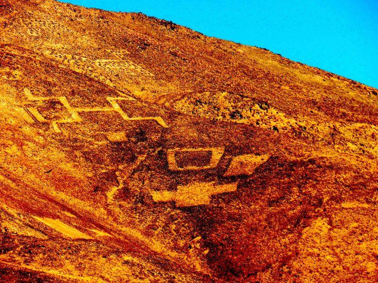 Las rutas precolombinas, Tarapaca, Norte de Chile http://www.webtarapaca.cl/sitio/index.php/component/k2/item/32-pintados-nos-senala-las-rutas-precolombinas