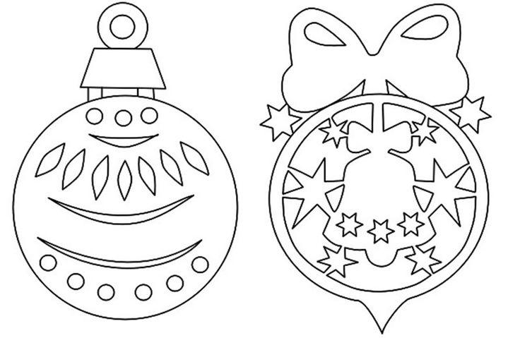 Шаблоны новогодние и распечатать, рамка для открытки