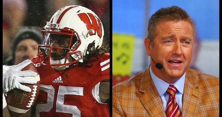 Ex-Wisconsin RB Melvin Gordon calls out Kirk Herbstreit over rankings