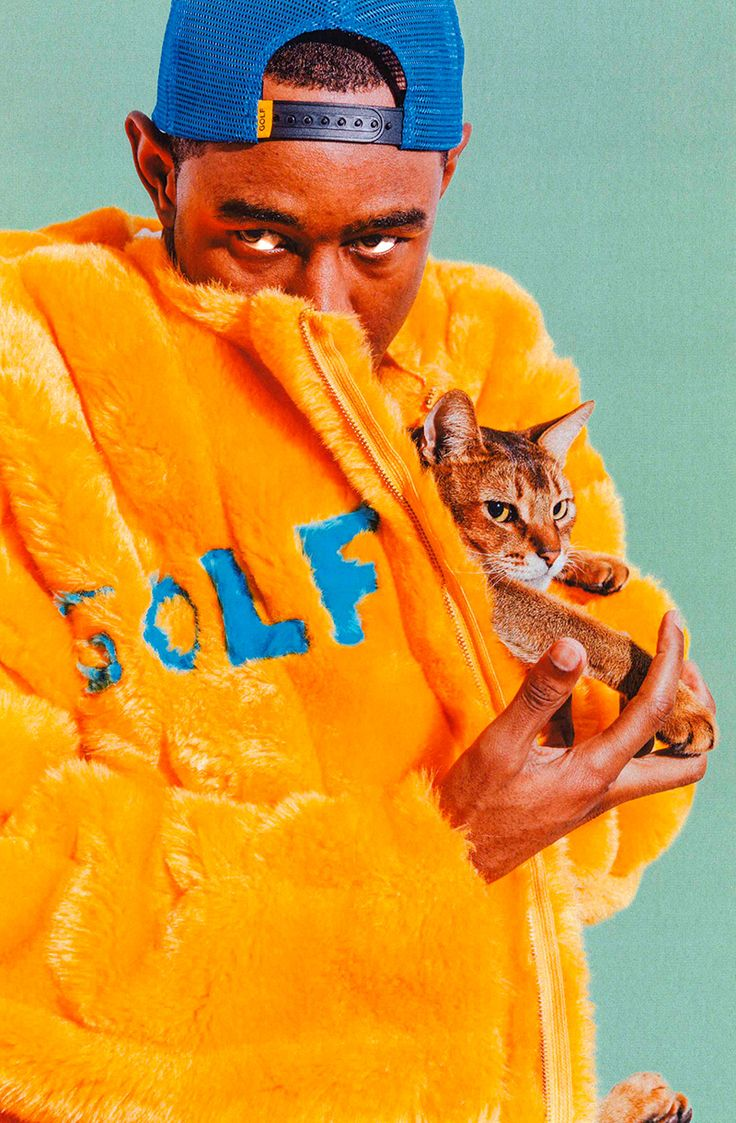 LA-based collective Golf Wang unveiled its Fall/Winter 2015-16 lookbook, featuring Tyler, The Creator photographed by Julian Berman.