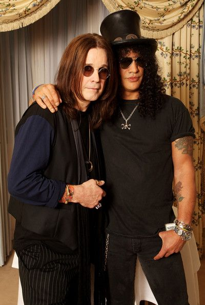 Ozzy Osbourne And Slash Enjoy Tea At The Dorchester Hotel. Dam how cool would that be I'd love to have been there haha