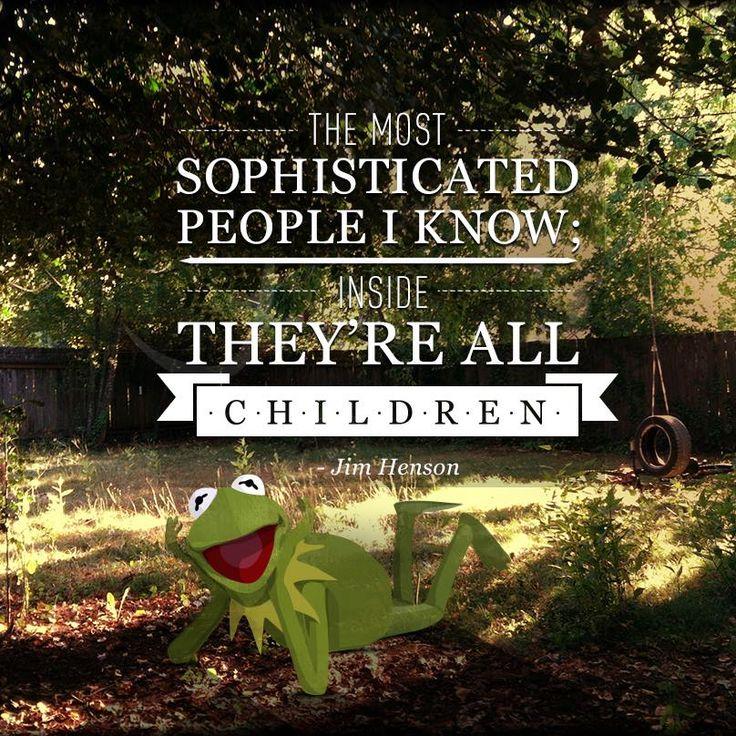 Muppet Quotes Muppetquotes: Jim Henson Quotes. QuotesGram