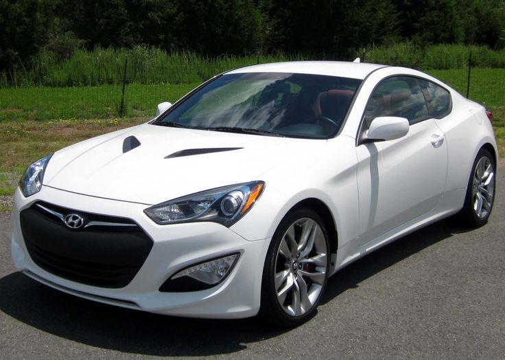 My future baby...2013 hyundai genesis coupe white with red interior.
