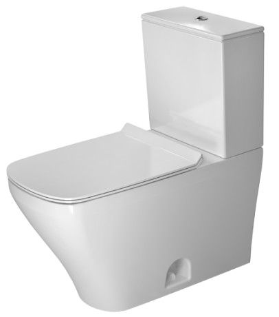 Check out the deal on Duravit - DuraStyle Two-Piece toilet, 12 Inch rough-in…