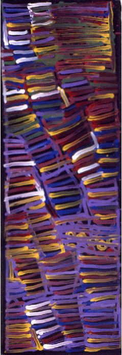 Minnie Pwerle: Atwelye-Antwegerrp | Art Aborigène-Galerie Luc Berthier