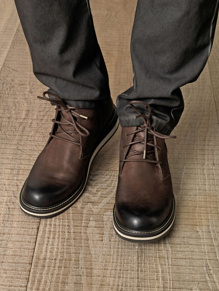 How To Polish Burnished Toe Shoes