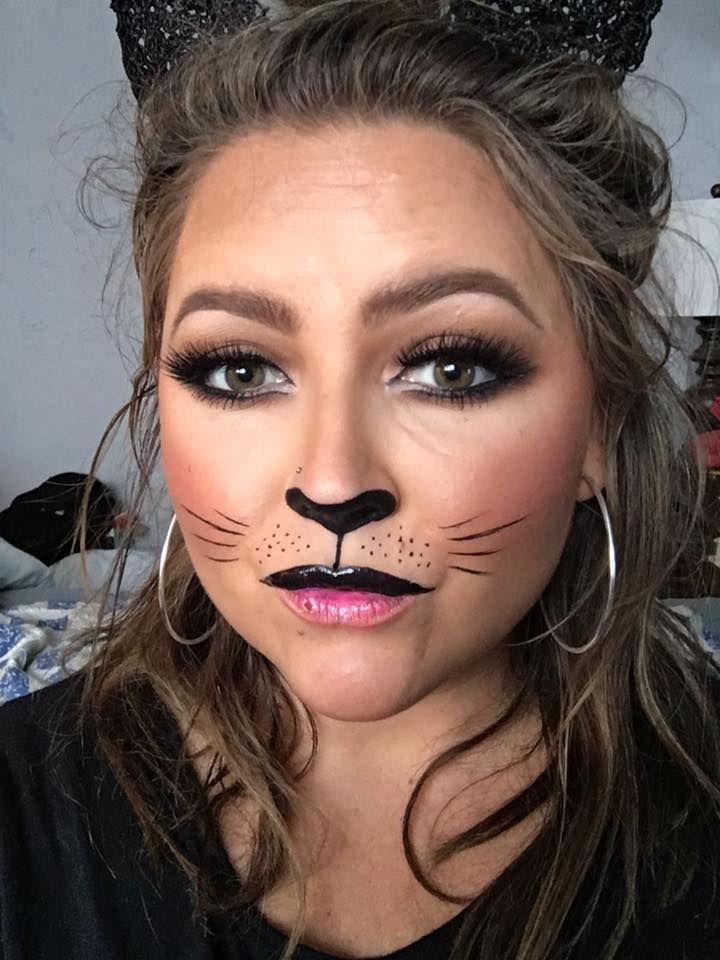 Halloween Makeup That is Smudgeproof & Budgeproof. #AllDayMakeUp #LipSense #ShadowSense #Makeup