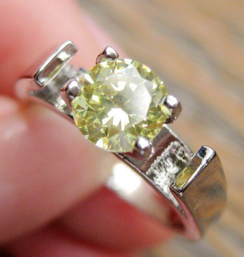 Когда-то a время принцесса снег белый кольцо мэри маргарет платиновое покрытие циркон женщины ювелирные изделия